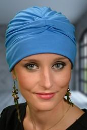 turban anette jednokolorowa