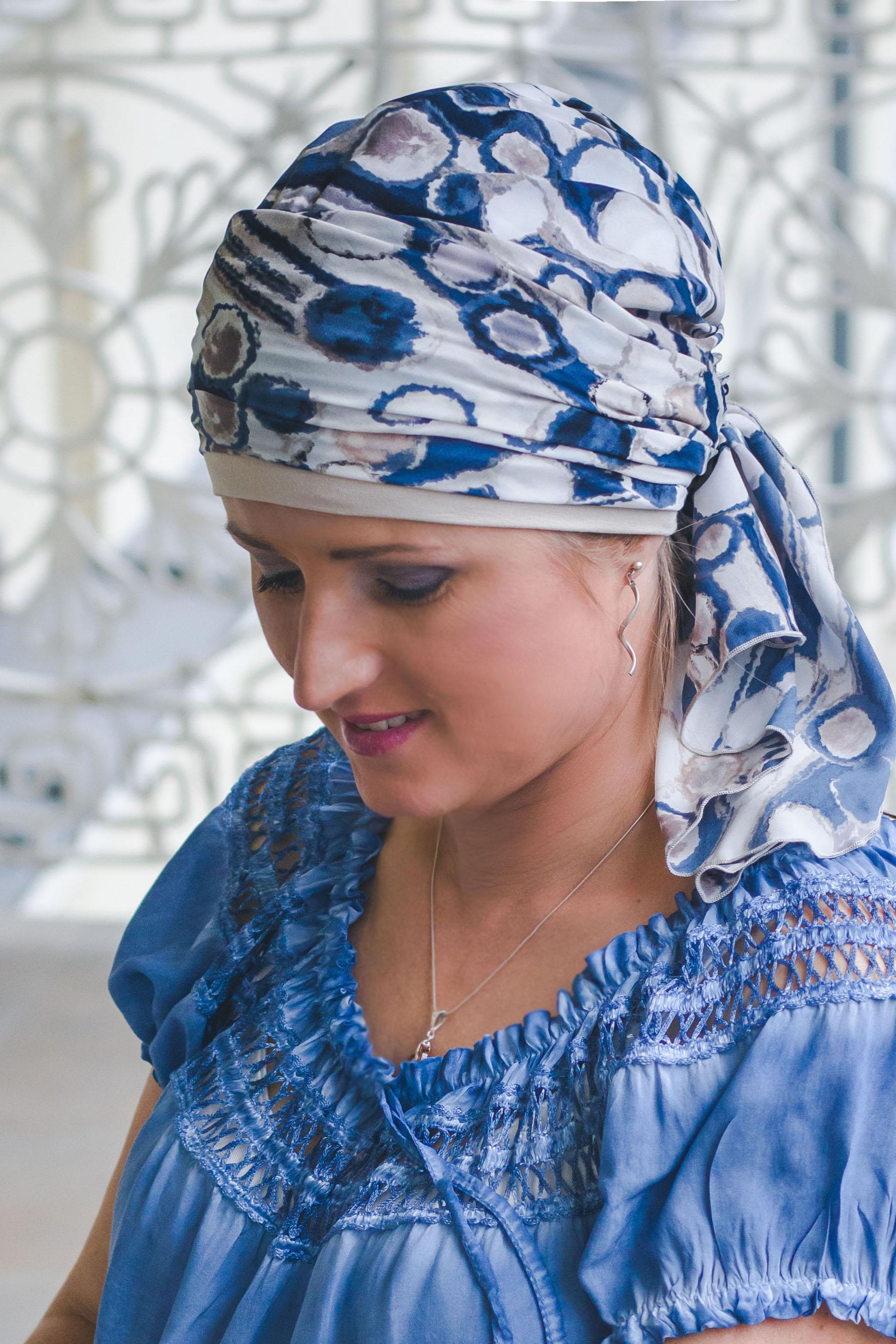 turban chusta  sandra
