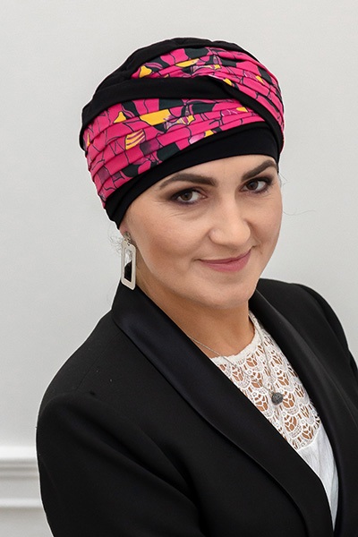 turban laura - bambus
