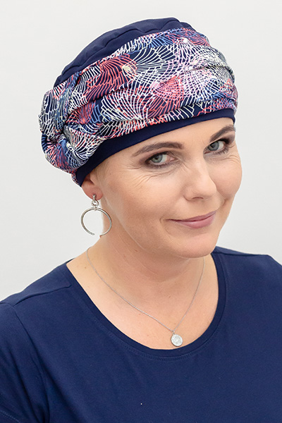 turban mathilde - bambus
