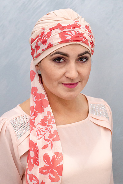 Turban Krystyna Bambus